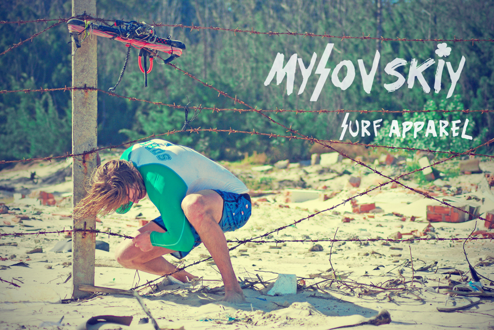 Mysovskiy surf Apparel